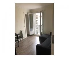 Location 31 m2 Levallois Perret